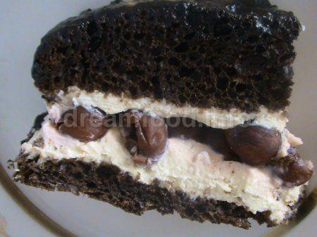 """Торт """"Звездное небо"""""""