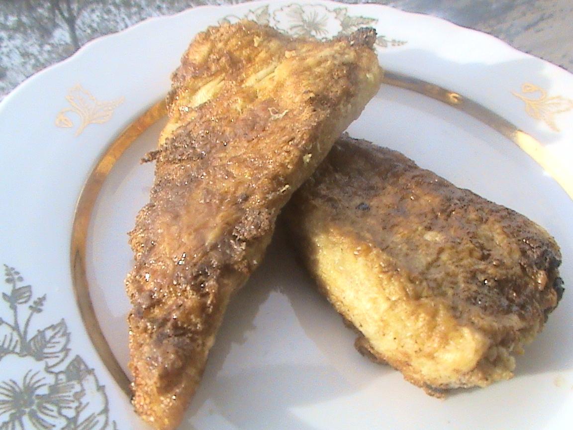 рыбьи  хвостики