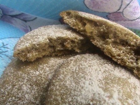 Печенье с растворимым кофе