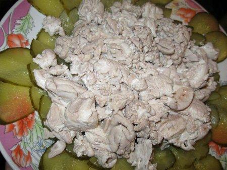 Салат з мізків