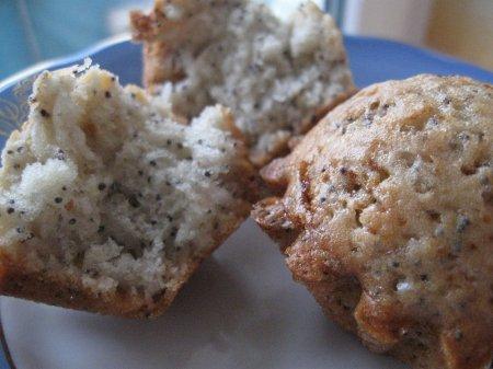 Постные кексы (постный рецепт)