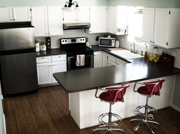 5 простых правил по уборке на кухне