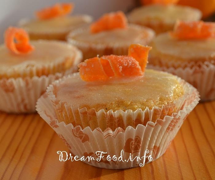 Морковные маффины рецепт с фото