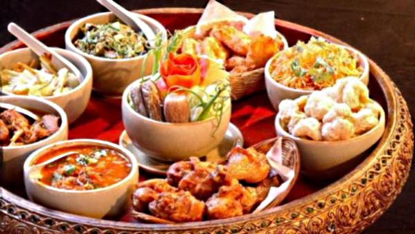 тайская еда от Бизпхукет