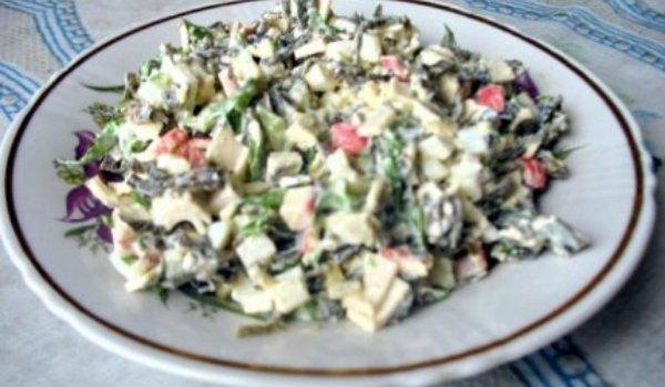 рецепт салата с капустой и морковкой с фото