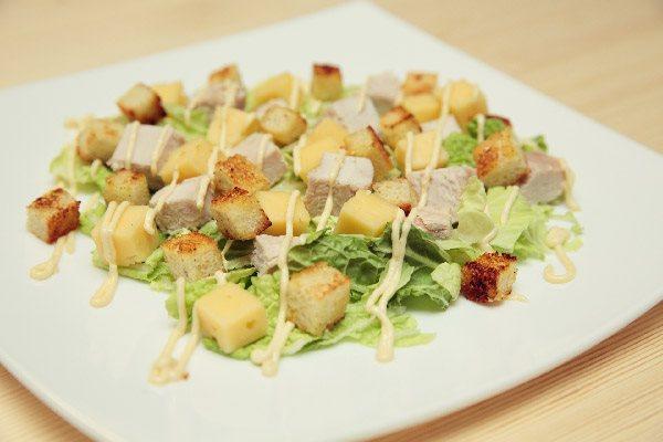 кулинарные простые рецепты салатов на
